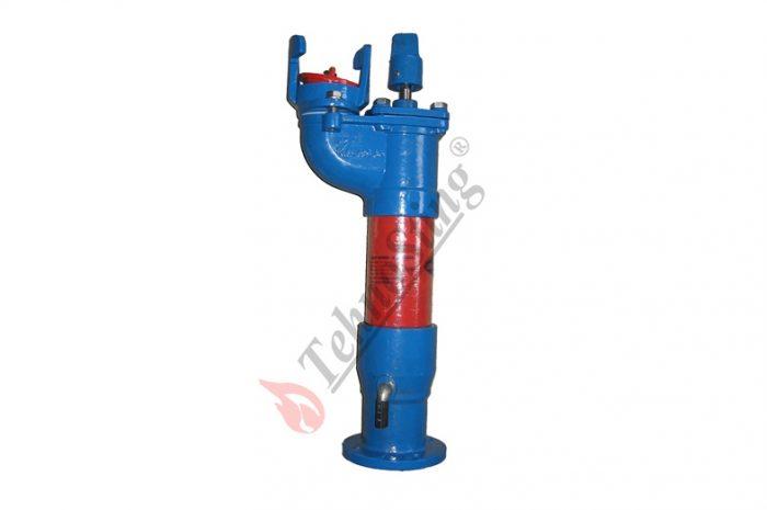 Hidrant subteran